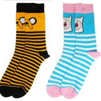Ladies Adventure Time Socks