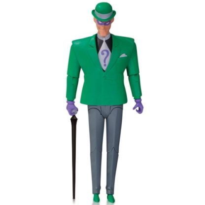 Batman Animated Series The Riddler