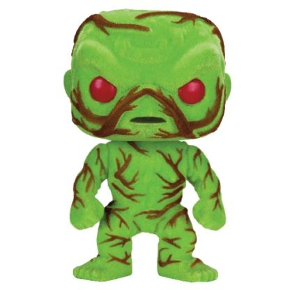 Pop Swamp Thing