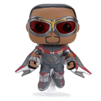 Falcon Civil War Funko Pop