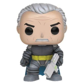 Funko Pop Batman Armoured Unmasked