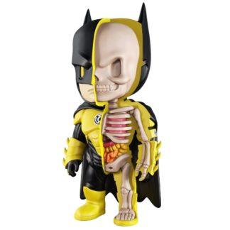 xxray-batman yellow lantern