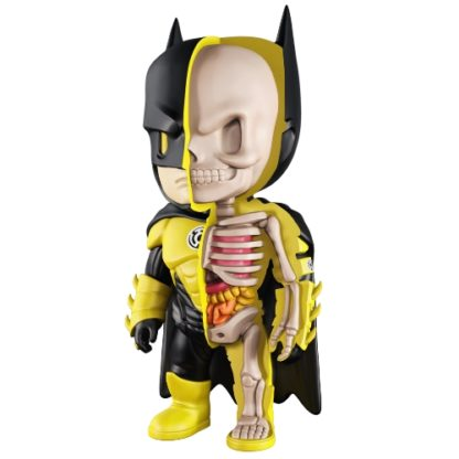 xxray-batman yellow lantern