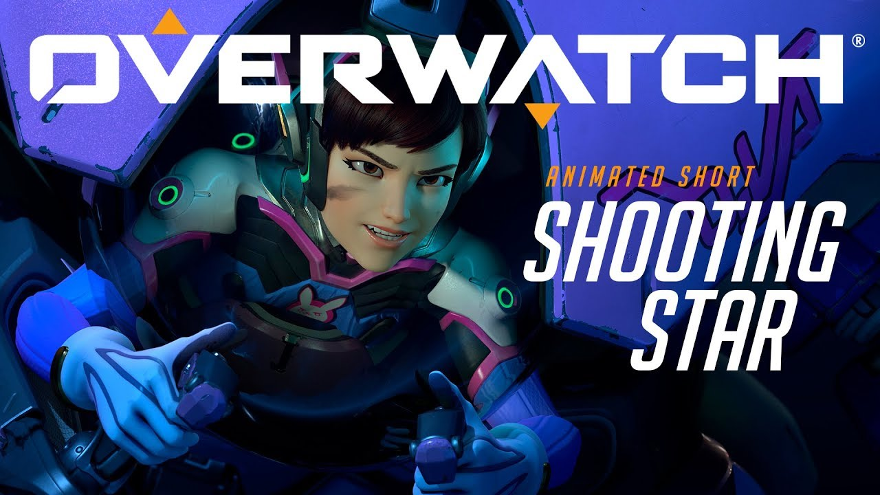 Overwatch Animated Short