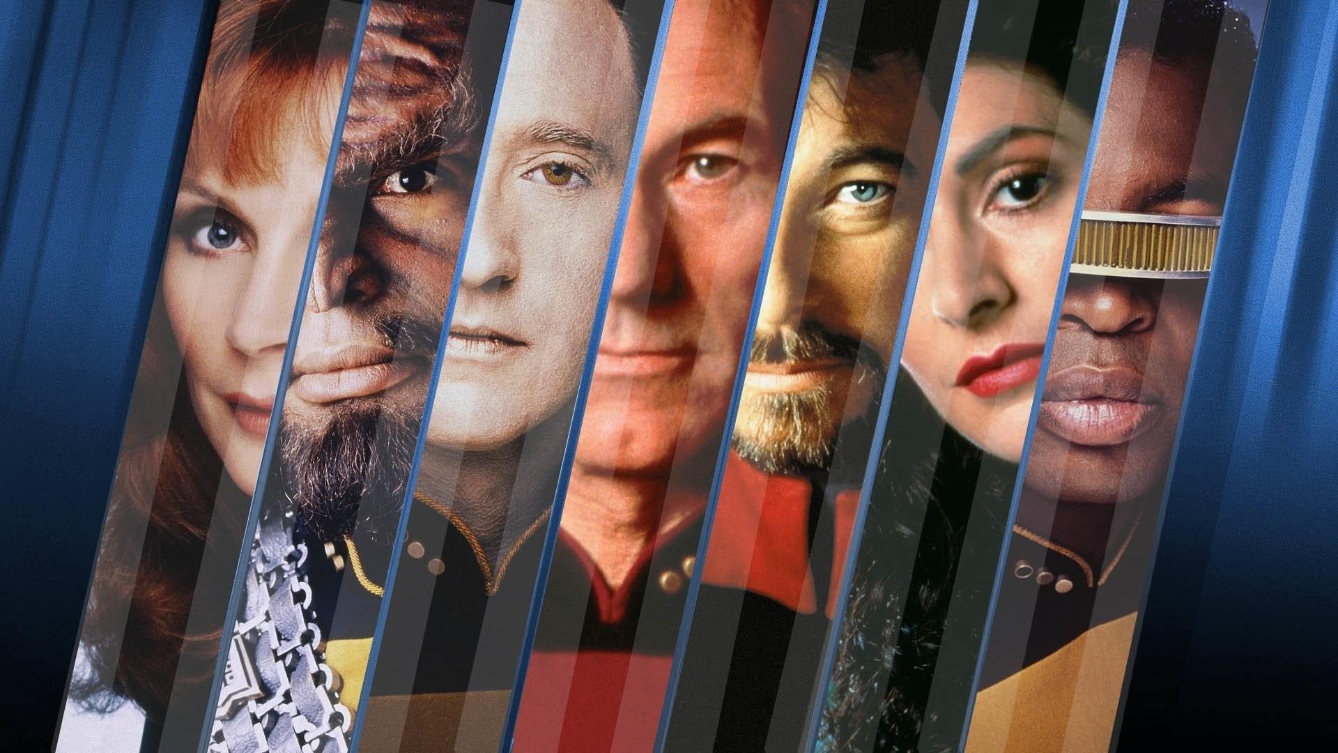Star Trek: Next Generation Cast Promo