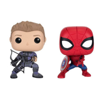 hawkeye spider-man pop