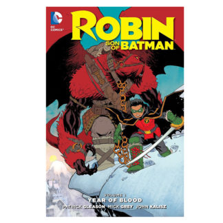 robin son of batman