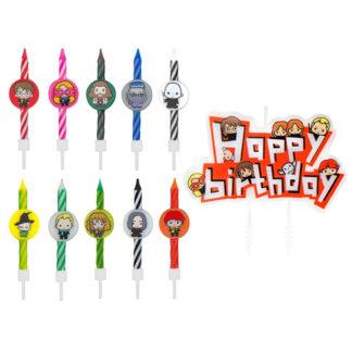 kawaii birthday candles