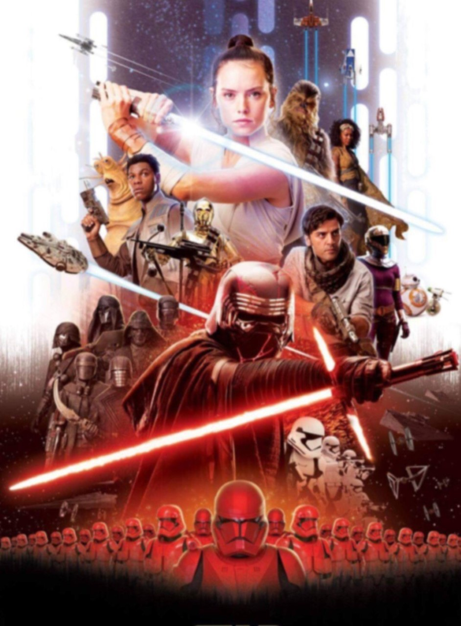 Ep IX Star Wars Poster