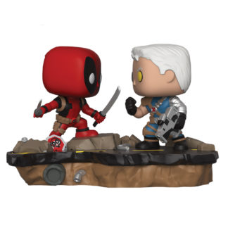 deadpool vs cable