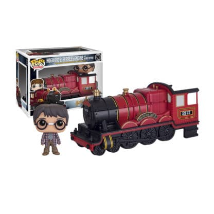 hogwarts express with box