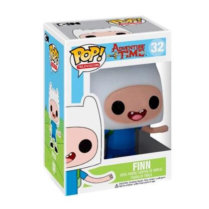 finn pop box