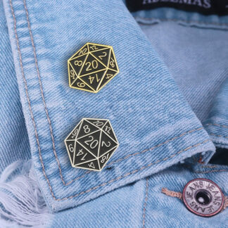 Badges, Pins & Patches