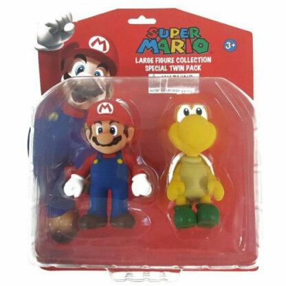 Mario & Koopa Trooper Action Figure