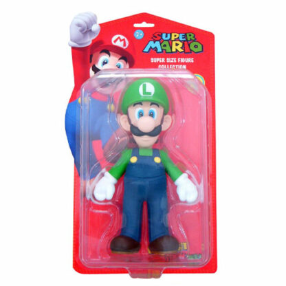 Super Size Luigi Packaged