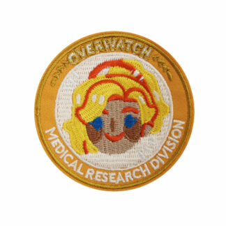 Overwatch Chibi Mercy Patch