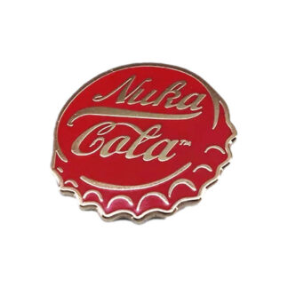 nuka cola pin