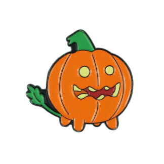 Steven Universe Pumpkin Pup Enamel Pin