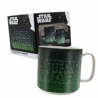 Star Wars Constellation Heat Change Mug