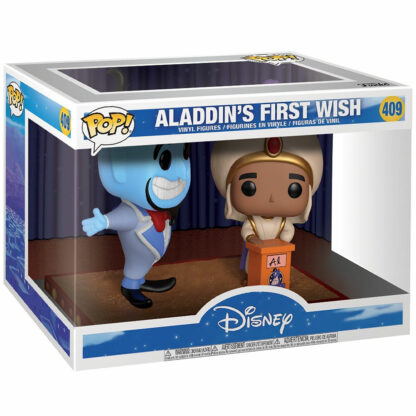 Alladins First wish Funko Pop