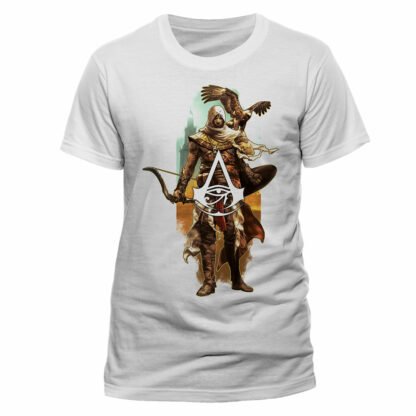 Assassin Creed T-Shirt on white background