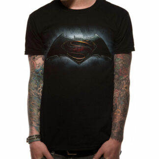 Batman Vs Superman Film Logo T-Shirt