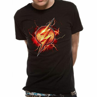 DC Flash Movie Justice League Logo T-Shirt