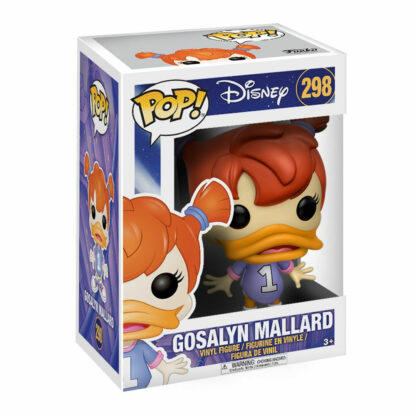 Darkwing Duck Gosalyn Mallard Pop Boxed