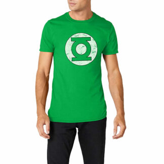 green lantern distressed