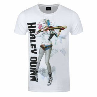 Harley Quinn Suicide Squad Art Short Sleeve T-Shirt