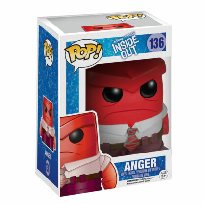 Inside Out Anger Pop Boxed
