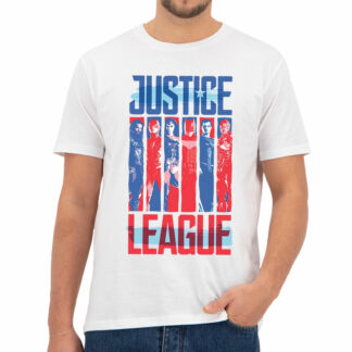 Justice League Lineup tee