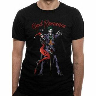 DC Joker & Harley Bad Romance T-Shirt