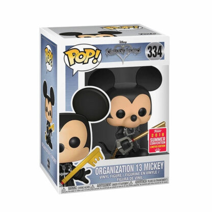 Kingdom Hearts Organisation 13 Mikey Mouse SDCC Pop Boxed