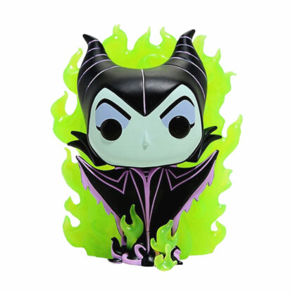 Maleficent Green Flame Funko Pop