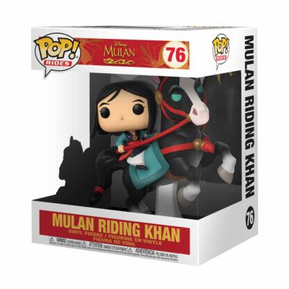 Mulan On Khan POP! Boxed