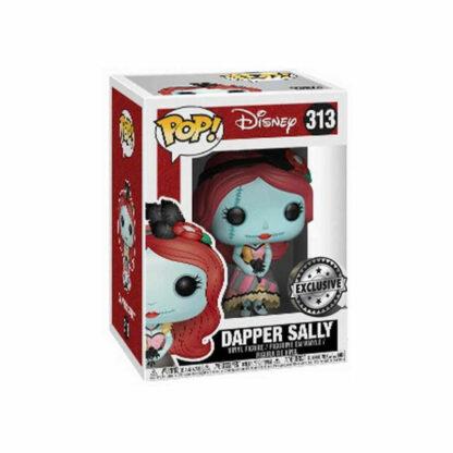 Nightmare Before Christmas Dapper Sally POP! Boxed