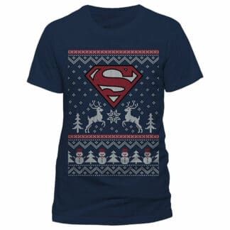 Superman Christmas T-Shirt