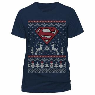 Superman Christmas T-Shirt