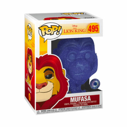 The Lion King Mufasa Spirit POP! Boxed