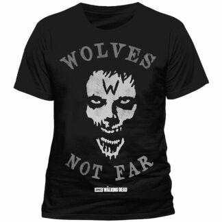 The Walking Dead Wolves Not Far T-Shirt