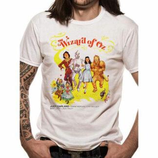 Wizard of Oz Poster tee men