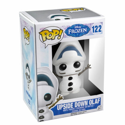 Upside Down Olaf Pop Boxed