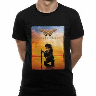 DC Wonder Woman Poster T-Shirt