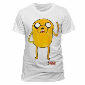 Adventure Time Jake Waving T-Shirt