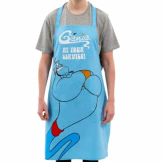 Disney - Aladdin 'At Your Service' Genie Cooking Apron