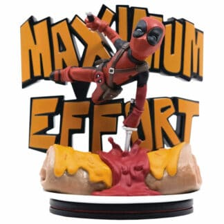 Deadpool Maximum Effort Q-Fig