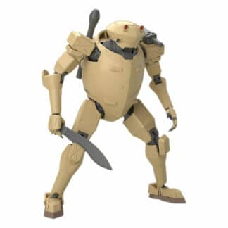 Full Metal Panic! Invisible Victory Moderoid Plastic Model Kit Rk-92 Savage (SAND) 1