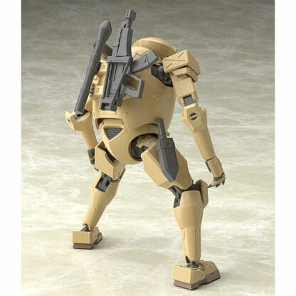Full Metal Panic! Invisible Victory Moderoid Plastic Model Kit Rk-92 Savage (SAND) 2