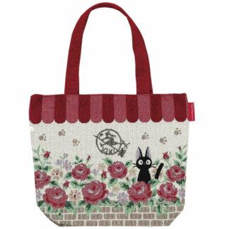 Kiki's Delivery Service Jiji Roses Tote Bag